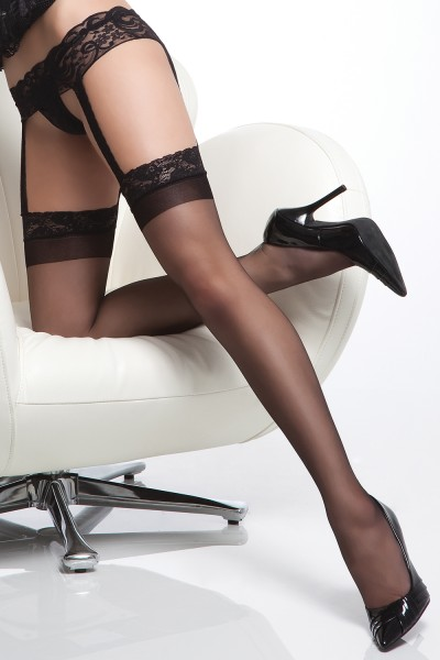 1752 - Stockings - Black - OS