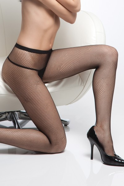 1760 - Pantyhose - Black - OS