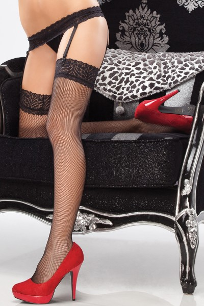1781 - Stockings - Black - OS