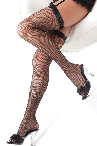 1783 - Stockings - Black - OS