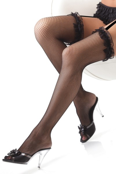 1786 - Stockings - Black - OS