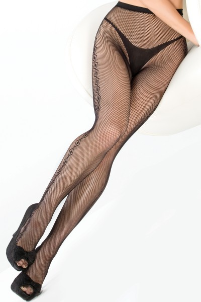 1788 - Pantyhose - Black - OS