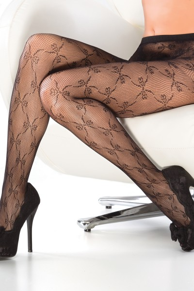 1790 - Pantyhose - Black - OS