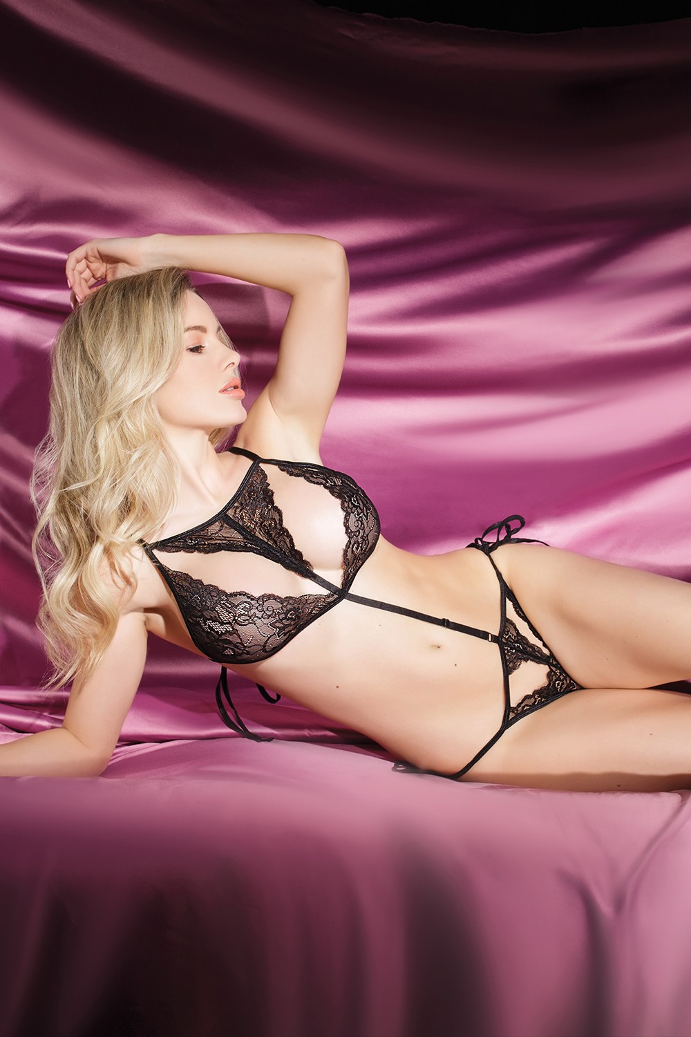 da2efa106d308 2492 - Teddy - Black - View All - Coquette ELITE Packaged Line ...